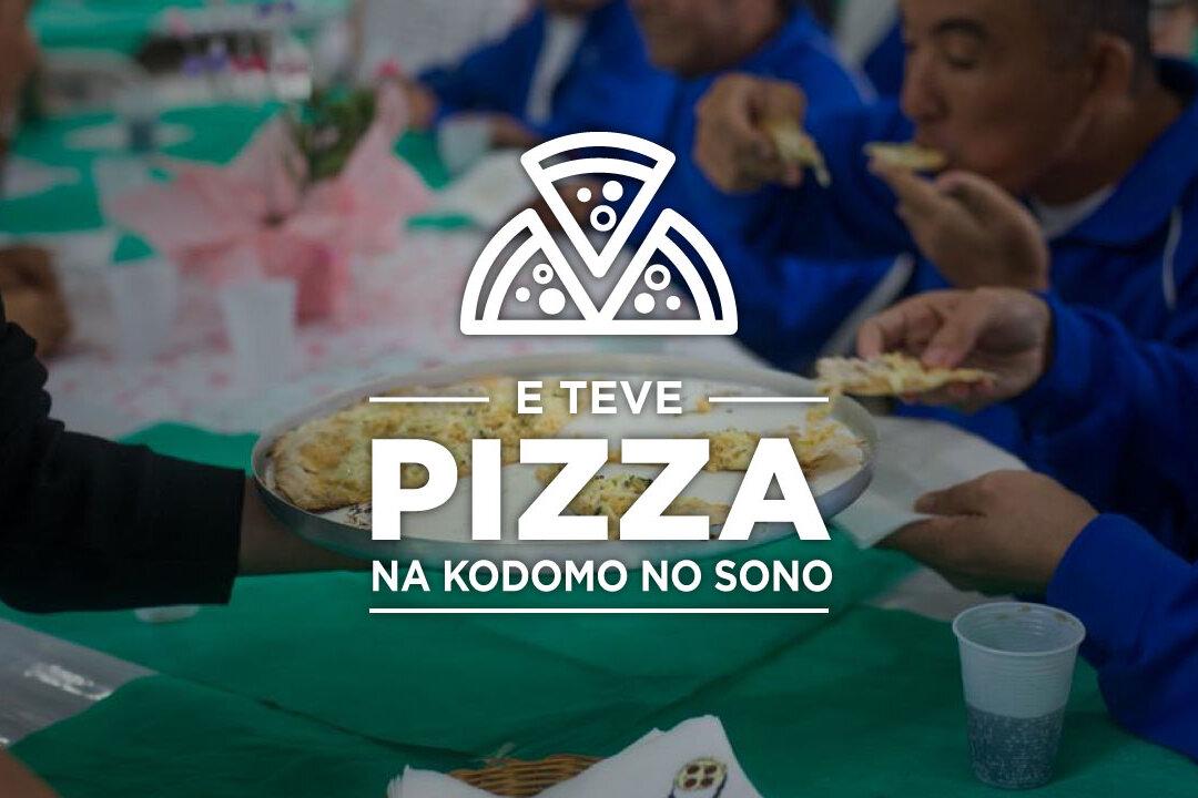 2ª Pizzada Kodomo no Sono