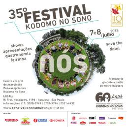 35º Festival Kodomo no Sono