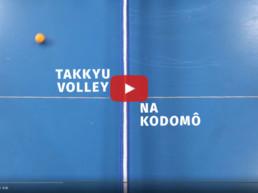 Takkyu Volley com Familiares
