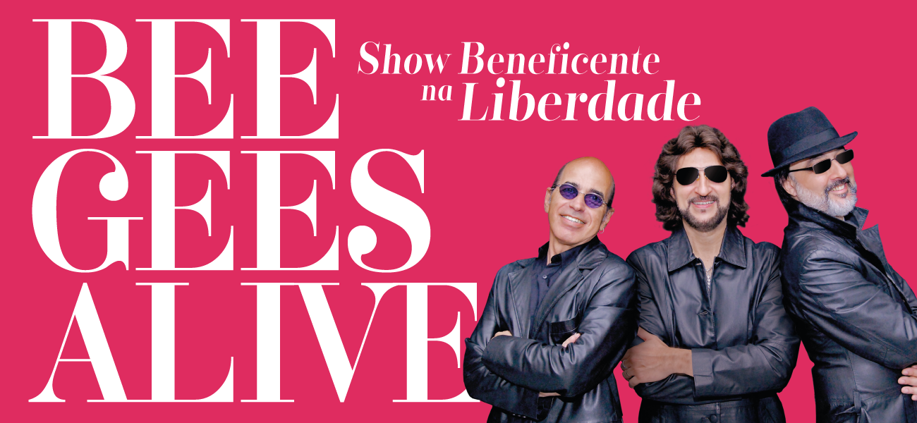 Show Beneficente Bee Gees Alive Kodomo no Sono