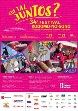 Divulgação 34º Festival Kodomo no Sono - Magenta