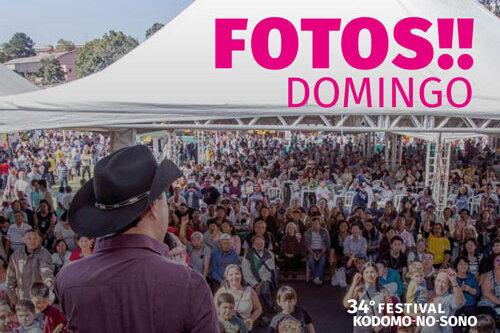 Fotos 34º Festival Kodomo no Sono