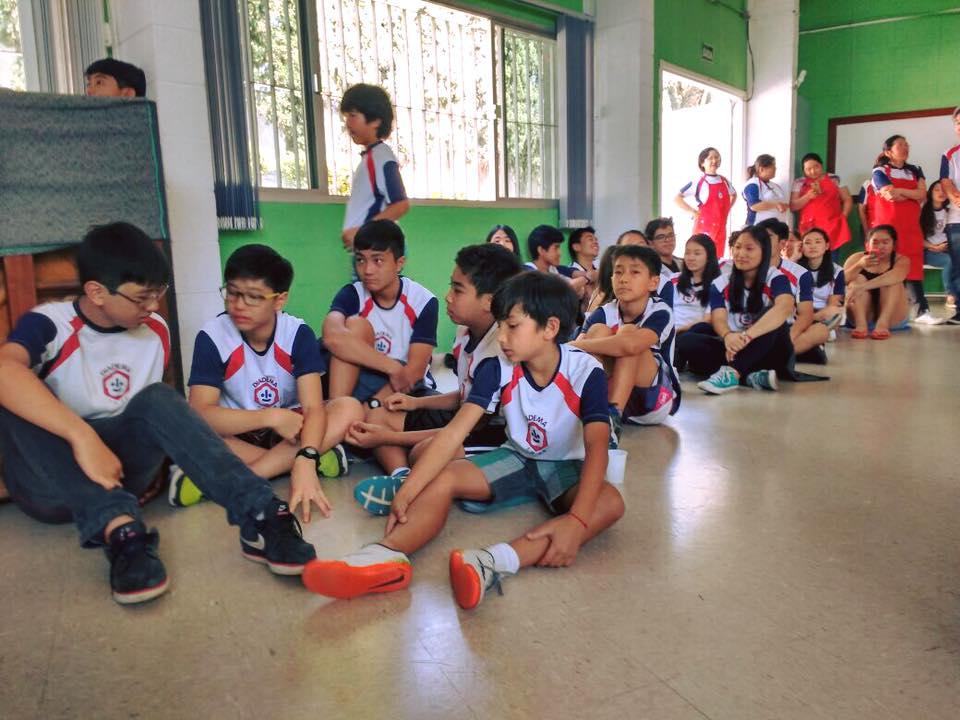Atletismo Diadema na Kodomô