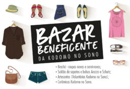 Bazar Beneficente Kodomo no Sono