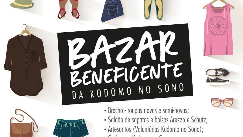 Bazar Beneficente Kodomo no Sono