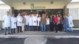 Hospital Santa Cruz Kokomo no Sono