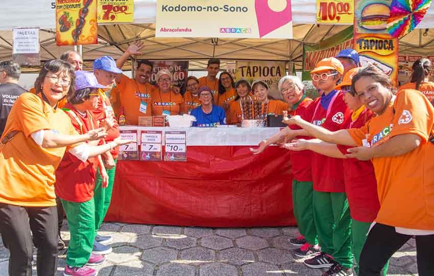 Kodomo no Sono Abracolandia 2018