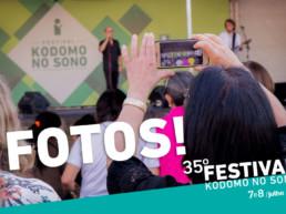 Fotos 35º Festival Kodomo no Sono