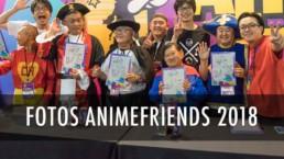 Kodomo no Sono Anime Friends 2018