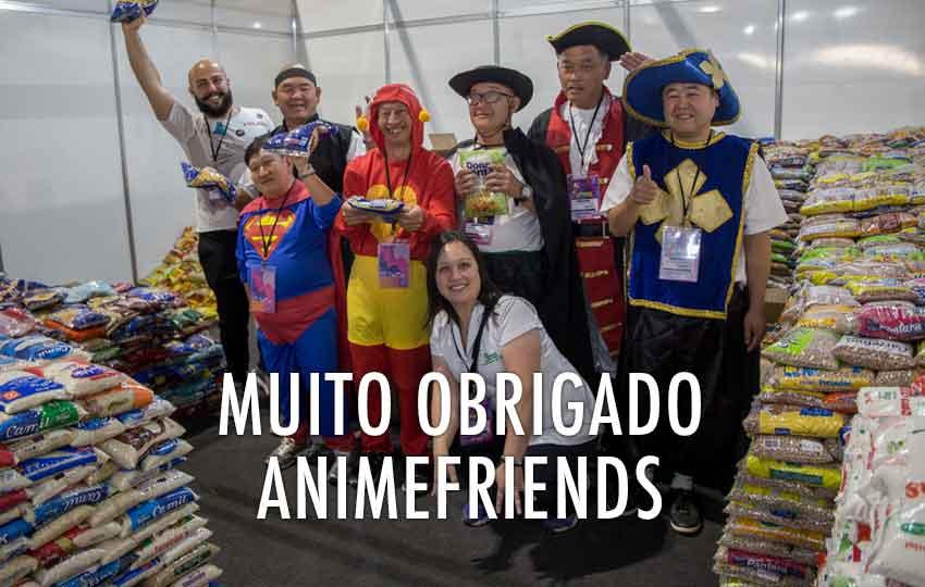 Anime Friends Kodomo no Sono