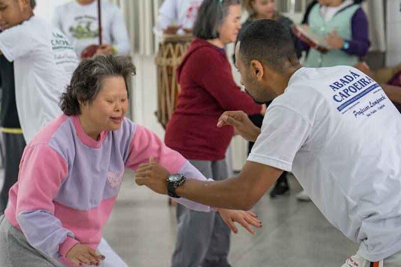Capoeira Kodomo no Sono