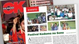 Festival Kodomo no Sono Revista Mundo Ok