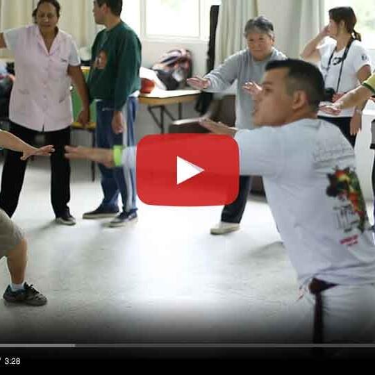 Capoeira Abadá Kodomo no Sono