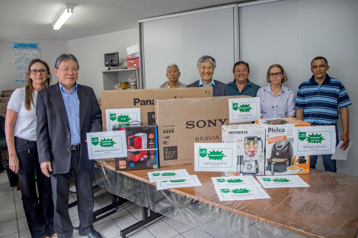 Premiação Campanha Contribuições 2018 Kodomo no Sono