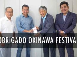 Doação Okinawa Festival Kodomo no Sono