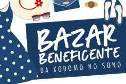 Bazar Beneficente de Natal Kodomo no Sono