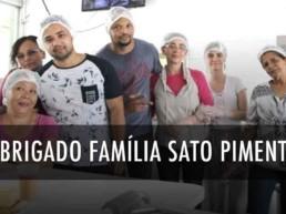 Familia Sato Pimenta Kodomo no Sono
