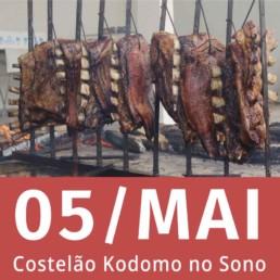 Próximos Eventos Kodomo Costelao
