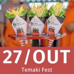 Próximos Eventos Kodomo Temaki