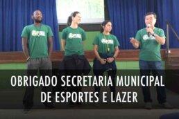 Secretaria Municipal de Esportes e Lazer Kodomo no Sono