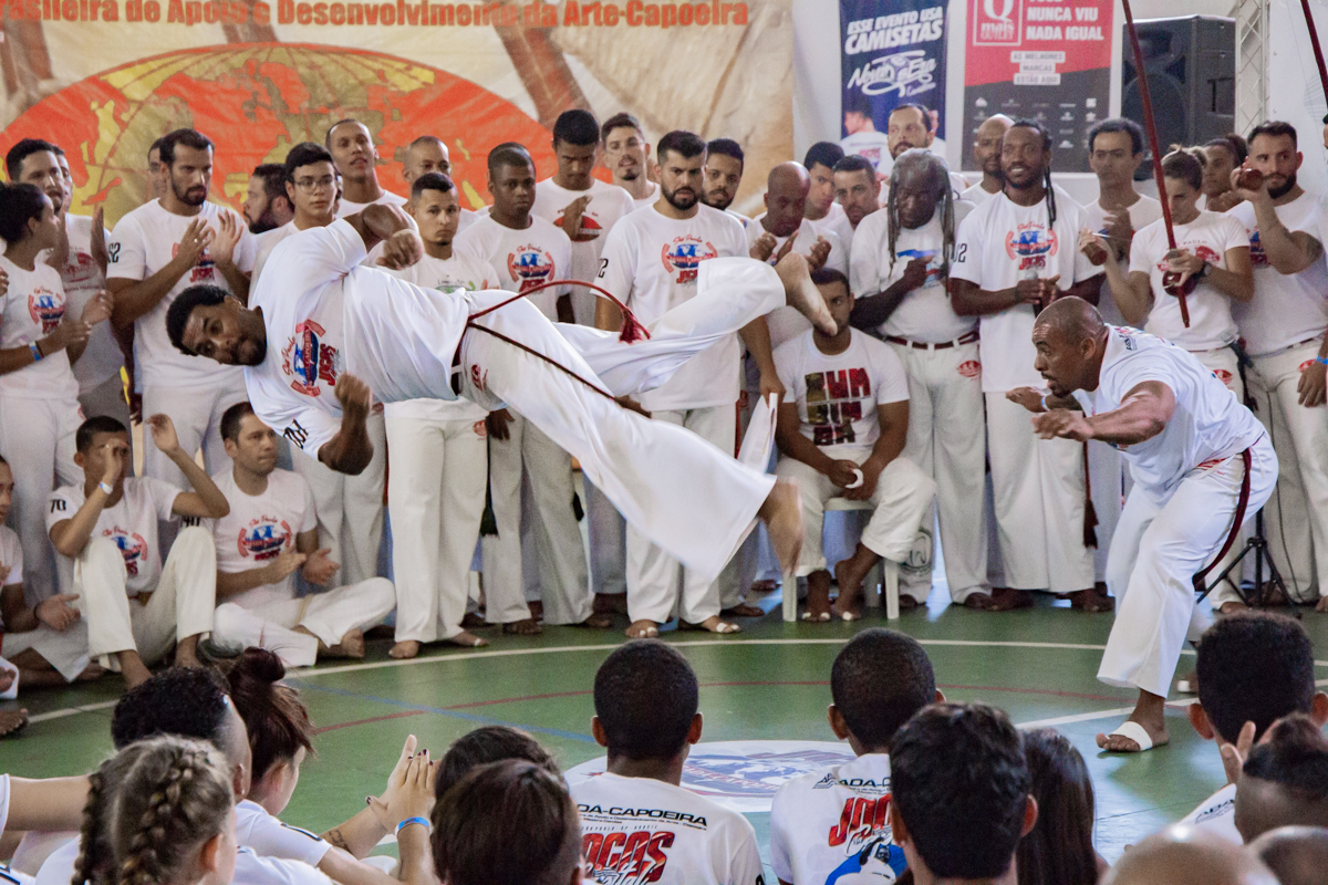 Jogos da Capital Abadá Capoeira - Kodomo no Sono