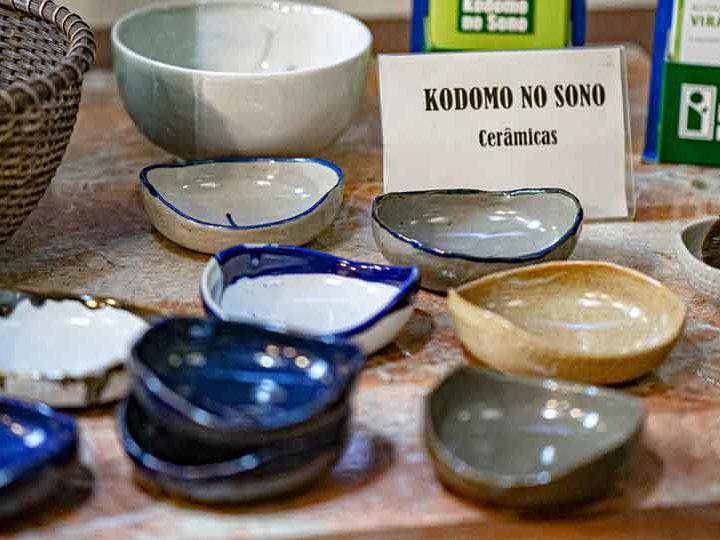 Botanique House Cerâmica Kodomo no Sono