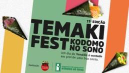 Temaki Fest Kodomo no Sono 2019