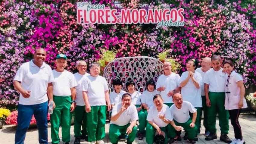 Kodomo no Sono Festa das Flores de Atibaia