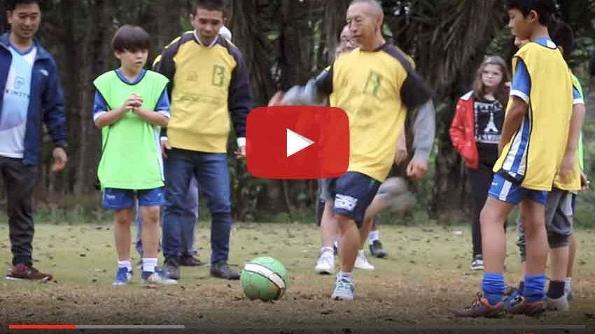 Vídeo Futsal Cooper Clube na Kodomo no Sono