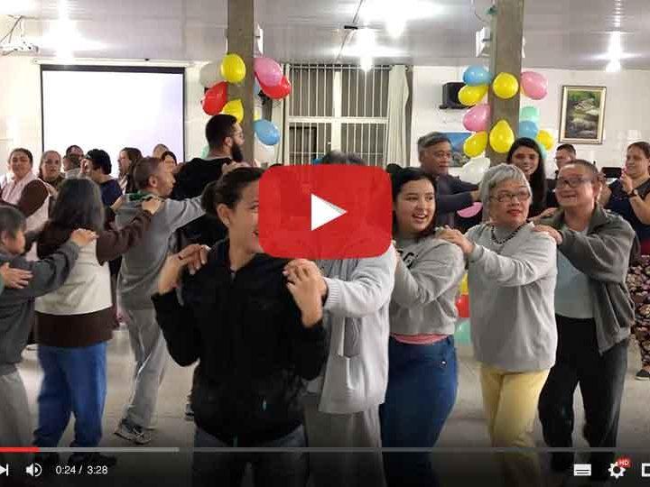 Vídeo Karla Harada e Amigos na Kodomô pt3