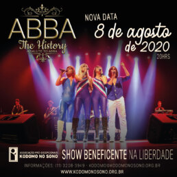 Show Abba - The History Kodomo no Sono