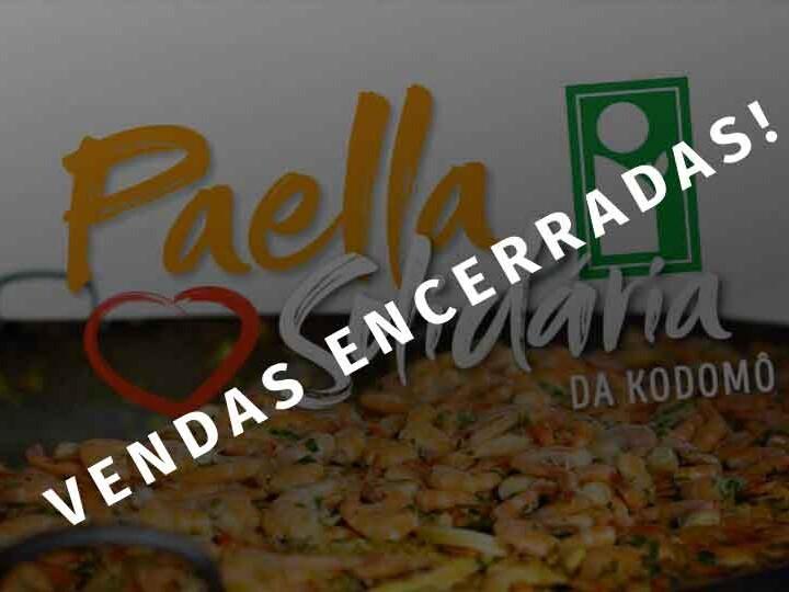 Paella Solidaria Kodomo-no-sono