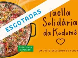 Paella Solidária Kodomo no Sono